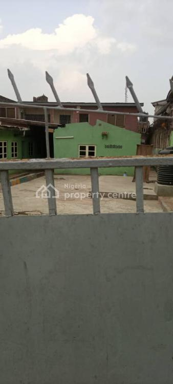 a Plot of Land with Fence and Gate, Aladelola Street, Close to Tv Continental, Ikosi, Ketu, Lagos, Mixed-use Land for Sale