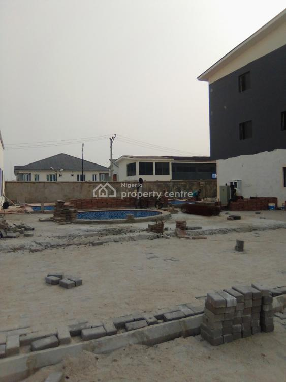 Newly Built 4 Bedrooms Terraced Duplex with Bq in a Secured Estate, Ikate, Lekki, Lagos, Terraced Duplex for Sale