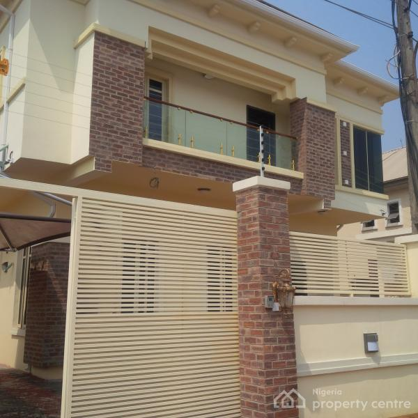 Luxury 4 Bedroom Semi-detached Duplex, Lekki, Lagos, 4 Bedroom House For Sale