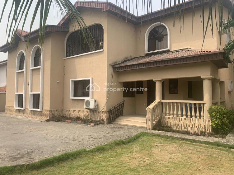 Decent 6 Bedroom Detached House on 863sqm, Off Chief Collins Street, Lekki Phase 1, Lekki, Lagos, Detached Duplex for Sale