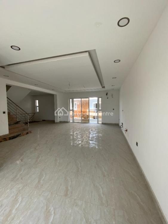 Brand New 4 Bedroom Terrace Duplex with B. Q, Lekki Phase 1, Lekki, Lagos, Terraced Duplex for Sale