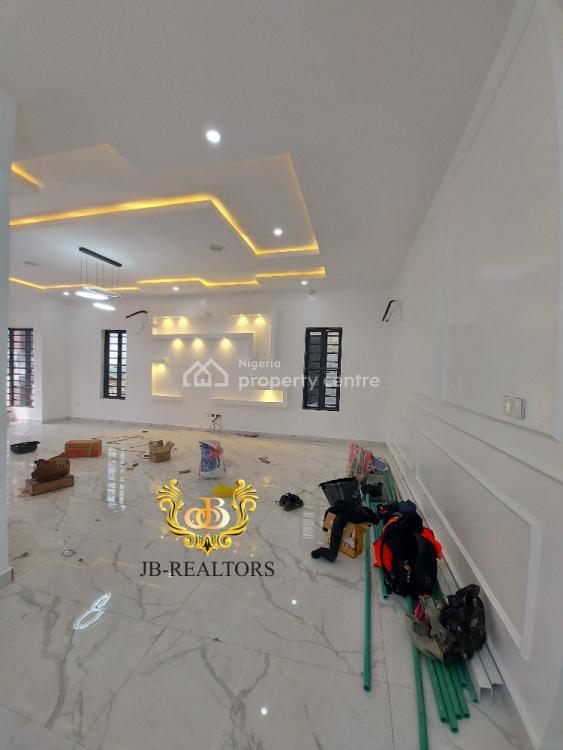 5 Bedroom Fully Detached Duplex + Penthouse Ensuite, Swimming Pool, Bq, Lekki County, Lekki Phase 1, Lekki, Lagos, Detached Duplex for Sale