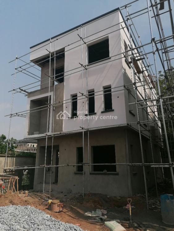 Luxury 5 Bedrooms  Terrace Duplex, Off Awolowo Road, Ikeja, Lagos, Detached Duplex for Sale