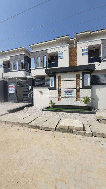 Fantastic 4 Bedroom Semi Detached Duplex with Bq, Spg Road, Ologolo, Lekki, Lagos, Semi-detached Duplex for Sale