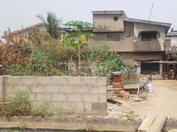 a Block of 2 Units of 3 Bedroom Flat on a Plot, Alapere, Ketu, Lagos, Block of Flats for Sale