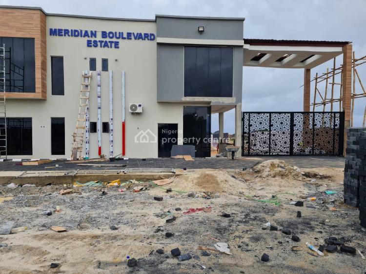 Residential Land with C of O, Meridian Boulevard Estate, Okun-ajah, Ajah, Lagos, Residential Land for Sale