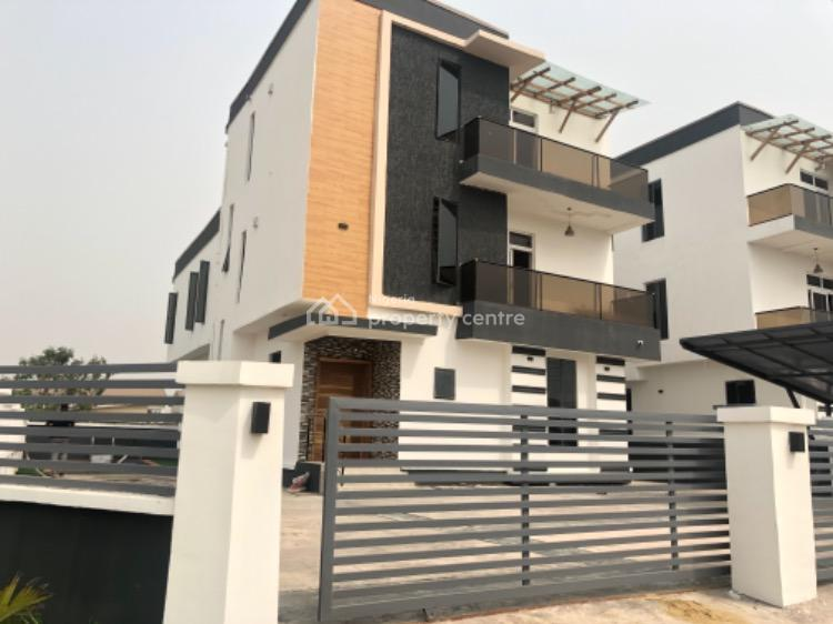 Luxury 5 Bedroom Duplex with Maids Room & Swimming Pool, Orchid Hotel Road, Lekki, Lagos, Detached Duplex for Sale