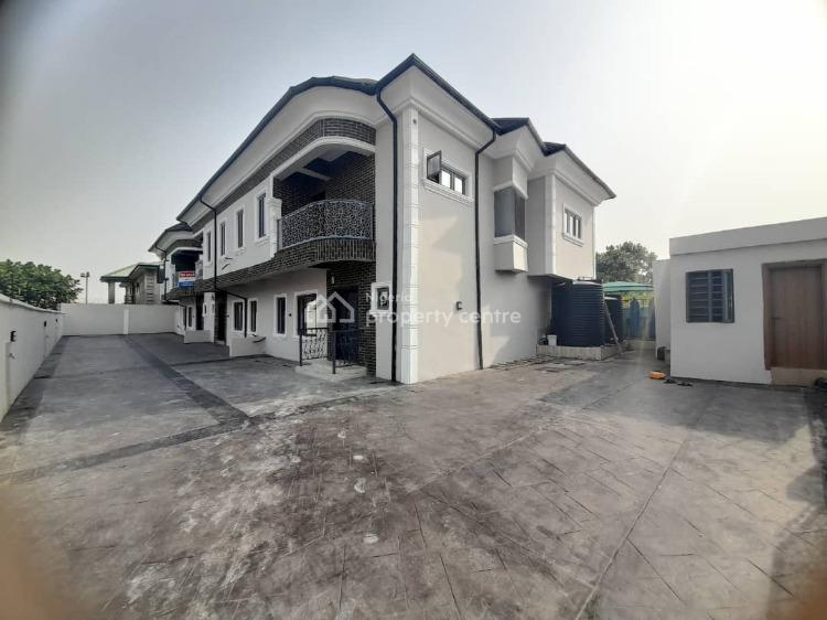 4 Bedrooms Terraced Duplex, Atlantic View Estate, By New Road, Igbo Efon, Lekki, Lagos, Terraced Duplex for Sale