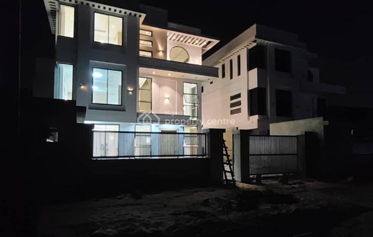 Fully Finished 5 Bedrooms Duplex with Bq, Lekki Phase 1, Lekki, Lagos, Detached Duplex for Sale