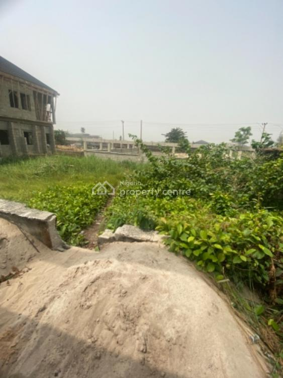 Lovely Buy & Build Land in a Gated, Secured, Lovely Estate, Off Shoprite, Sangotedo, Ajah, Lagos, Residential Land for Sale