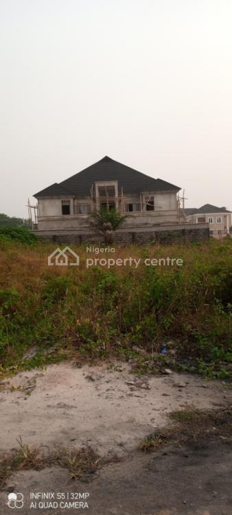 866 Sqms of Total Dry Residential Land with C of O, Lekki Scheme 2 Off Ogombo Road By Abraham Adesanya, Ajah, Lagos, Residential Land for Sale