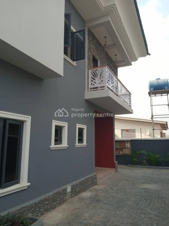 Newly  Built 4 Bedrooms Semi Detached House, Corona School Estate, Anthony, Maryland, Lagos, Semi-detached Duplex for Rent
