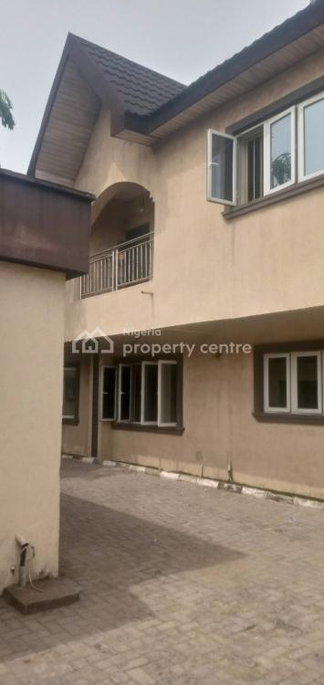 Very Nice and Spacious 4 Bedrooms Semi Detached House, Ifako, Gbagada, Lagos, Semi-detached Duplex for Rent