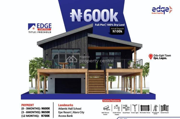 Land, Odo-egiri Town, Epe, Lagos, Mixed-use Land for Sale