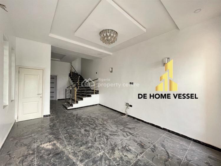 Newly Built 4 Bedrooms Semi-detached House, Ikota, Lekki, Lagos, Semi-detached Duplex for Sale