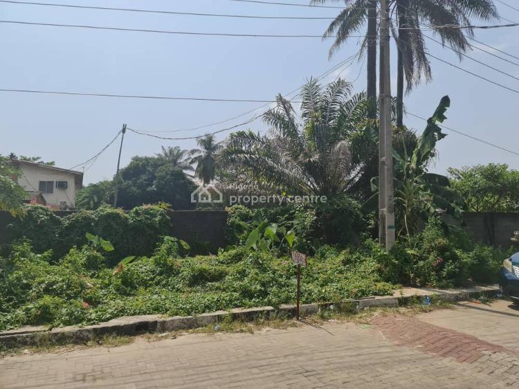 Plot Measuring 692 Square Meters, Macgregor Road, Banana Island, Ikoyi, Lagos, Mixed-use Land for Sale