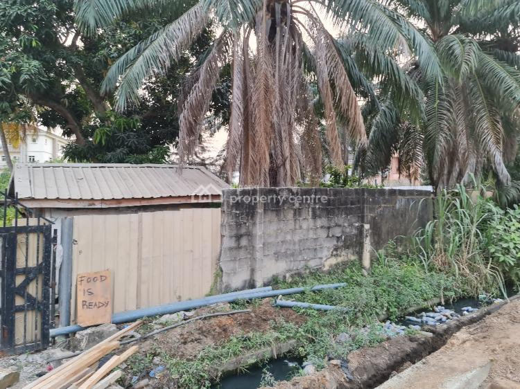Plot Measuring Almost 1,900 Square Meters, Milverton Road, Ikoyi, Lagos, Mixed-use Land for Sale