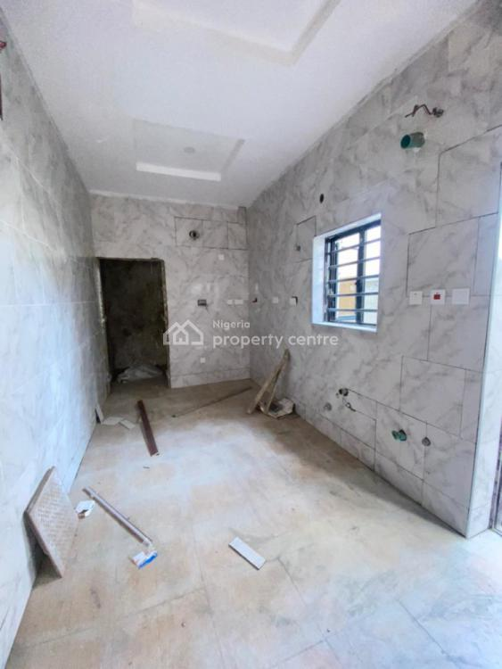 Lovely 4 Bedroom Fully Detached Duplex with a Room Bq, Ikota, Lekki, Lagos, Semi-detached Duplex for Sale