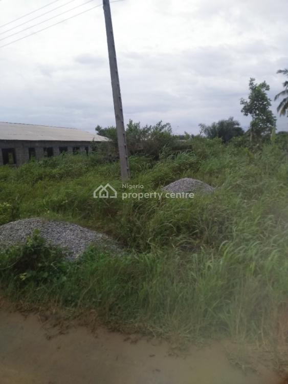 Land in Beautiful Serene Environment with Freehold, Ode-omi, Ibeju Lekki, Lagos, Mixed-use Land for Sale