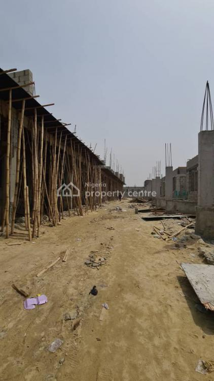 Investment 4 Bedroom Terrace Duplex Selling at Promo Off Plan Price, Harris Crescent Road, By Vgc Estate, Vgc, Lekki, Lagos, Terraced Duplex for Sale