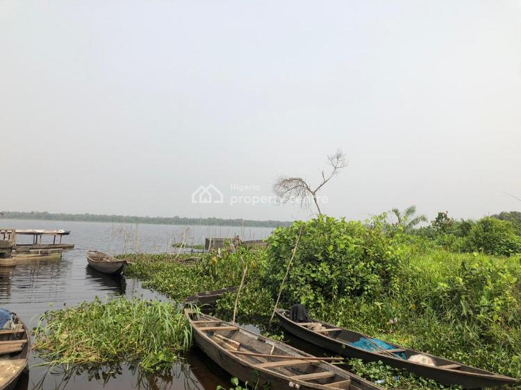 Owning a Property Close to The Lagoon Is a Golden Opportunity, Igbo-olomi,ocean Breeze Estate, 3 Minutes Before La Campagne Tropicana, Ibeju Lekki, Lagos, Residential Land for Sale