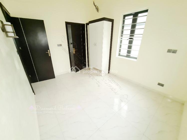 4 Bedroom Semi Detached Serviced Duplex, Ikate Elegushi, Lekki, Lagos, Semi-detached Duplex for Rent