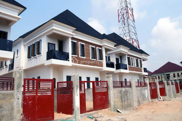 Classy Luxurious Homes in a Great Location, Harris Drive, Beside Vgc Estate, Vgc, Lekki, Lagos, Semi-detached Duplex for Sale