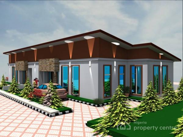 Semi Detached Bungalows For Sale In Ogun Nigerian Real