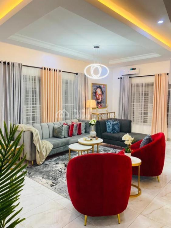 Luxury 3 Bedroom Duplex, Ikate, Lekki, Lagos, Detached Duplex Short Let