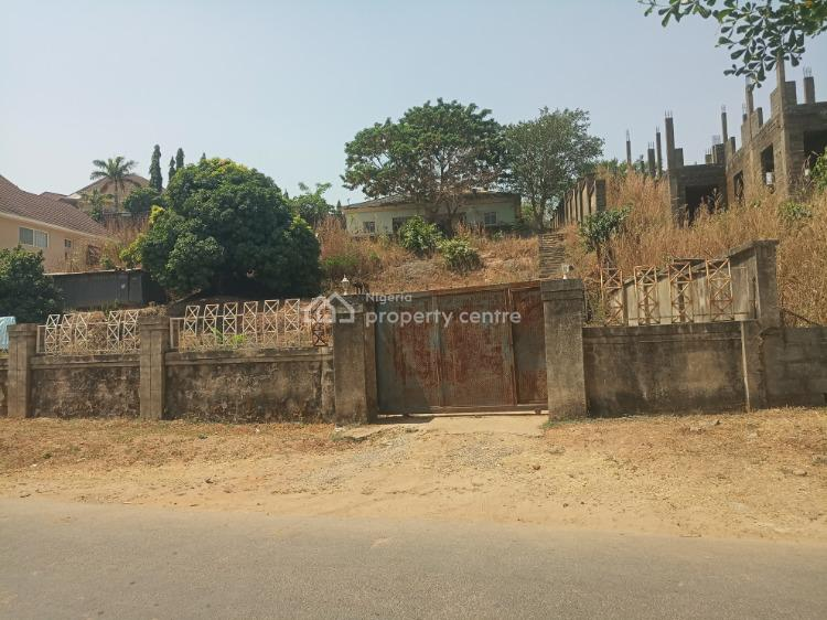 1,800sqm Residential Plot with C of O Title By Water Front, Dr Clement Isong Street, By Water Front, Asokoro District, Abuja, Residential Land for Sale