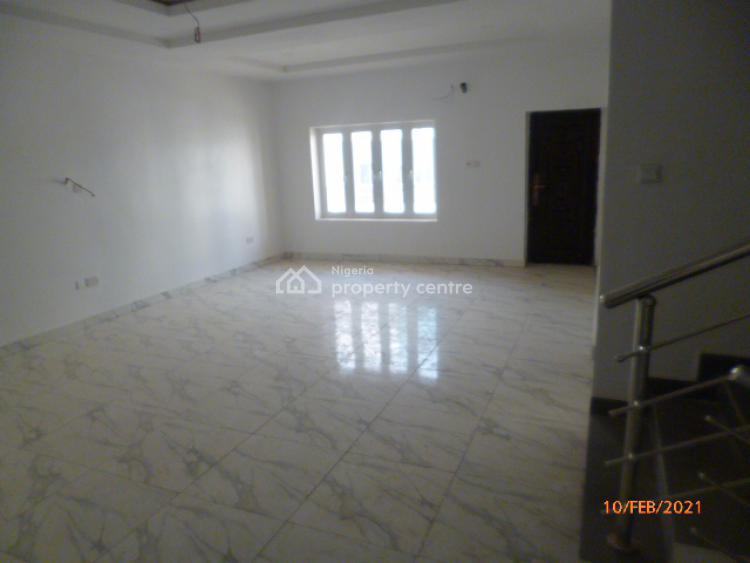 Luxury 5 Bedroom Terrace Duplex with a Room Bq, Close to Wuye International Market, Wuye, Abuja, Terraced Duplex for Rent