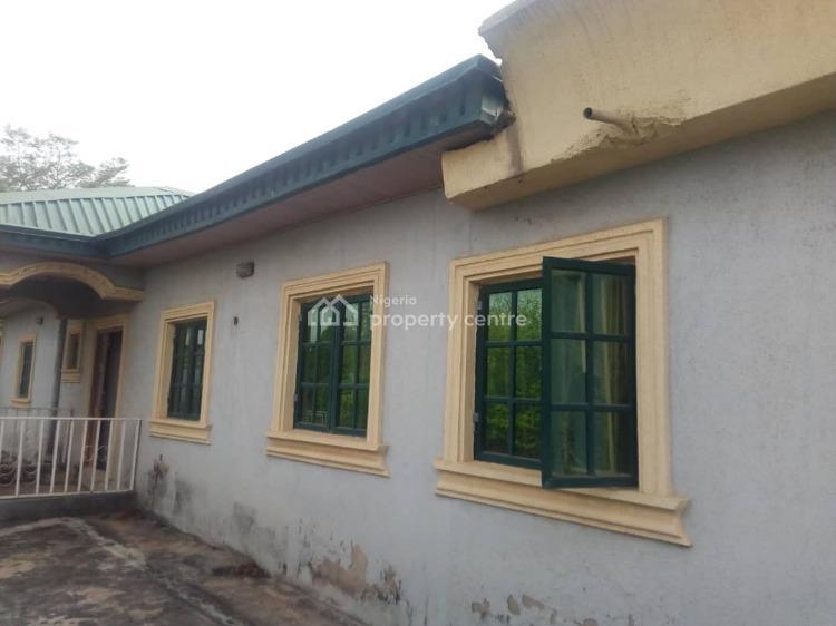 3 Bedroom Bungalow, Orimerunmu Off, Ojodu, Lagos, Detached Bungalow for Sale