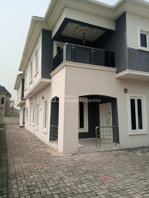 Spacious Luxury 4 Bedroom Semi Detached Duplex with in Built Bq, a Secured Estate Thomas Estate, Ajah, Lagos, Semi-detached Duplex for Sale