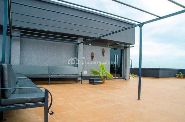 Luxurious Western Styled 2 Bedroom Apartment with Roof-top Penthouse, Kunsela Road, Ikate Elegushi, Lekki, Lagos, Flat Short Let