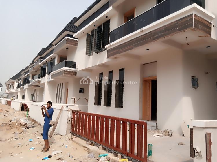 Built-to-last Super Finished 4 Bedroom Fully Detached Duplex, Lekki Phase 2, Lekki, Lagos, Semi-detached Duplex for Sale