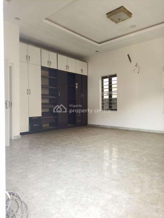 4 Bedroom Fully Detach with a Bq 24hrs Light, Conservation Center By Chevron, Lekki, Lagos, Detached Duplex for Rent