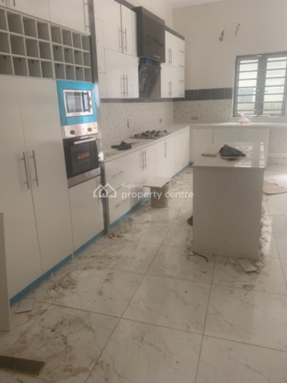 5 Bedroom Fully Detached Duplex, Tulip Estate, Chevron Alternative Route, Lekki, Lagos, Detached Duplex for Sale