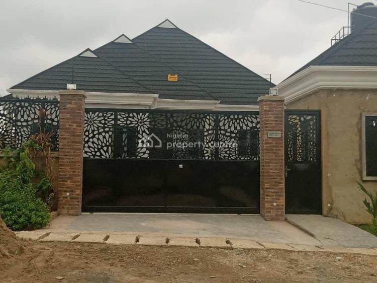 4 Bedroom Modern Bungalow in a Serene Part, Oba Akinyele Close Gra, Agodi, Ibadan, Oyo, Detached Bungalow for Rent