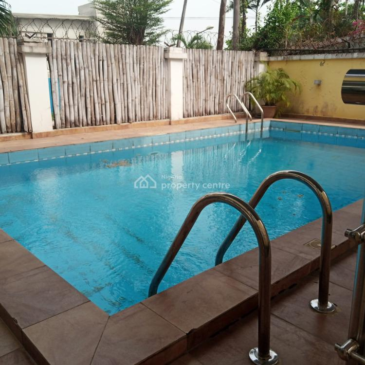 Serviced 3 Bedroom Flat with a Bq, Parkview Estate, Parkview, Ikoyi, Lagos, House for Rent