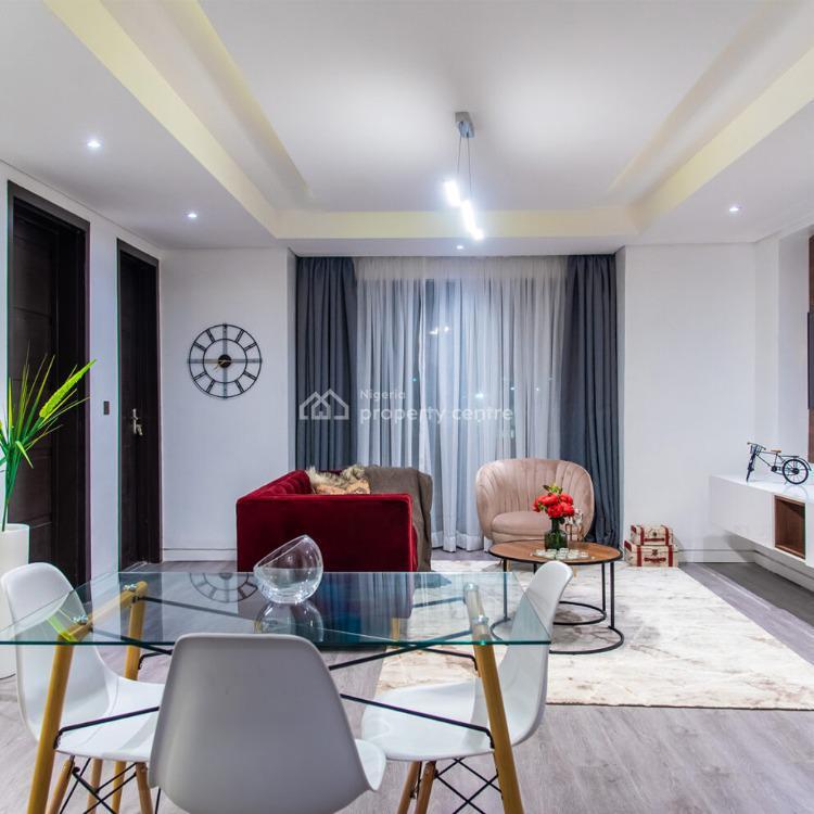 Premium 1 Bedroom Apartment with Balcony & Lake View, Off Admiralty Way, Lekki Phase 1, Lekki, Lagos, Flat Short Let