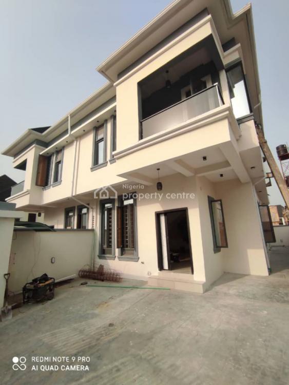 4 Bedroom Semi Detached Duplex, Palm City, Ajah, Lagos, Semi-detached Duplex for Sale