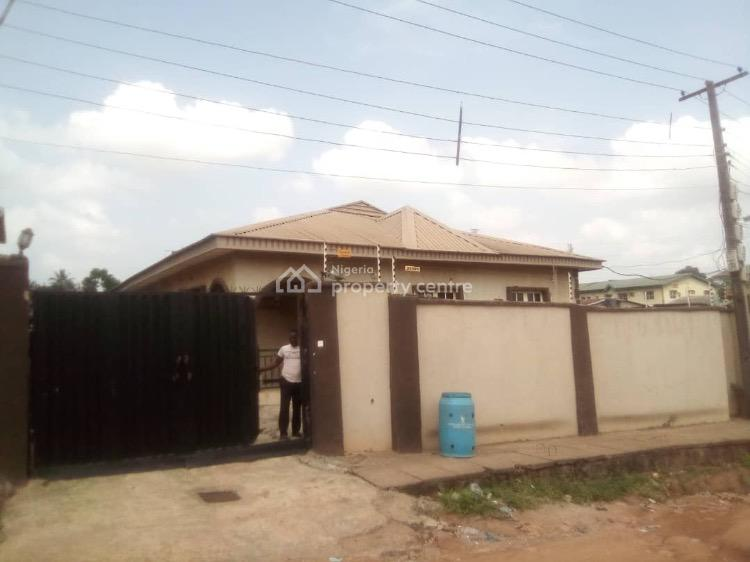 Bungalow Consisting of 4 Bedroom Flat and 2 Bedroom Flat, Abule Egba, Agege, Lagos, House for Sale
