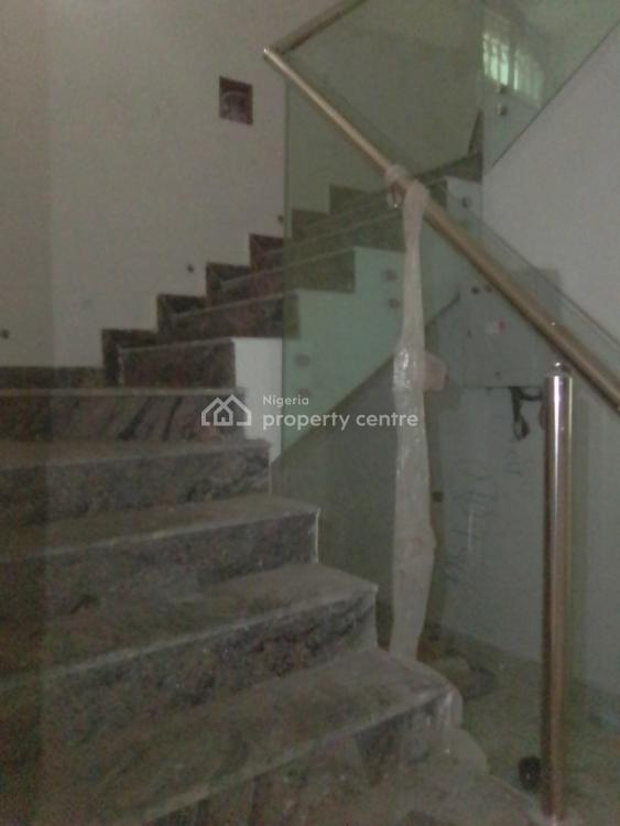 5 Bedroom Semidetached Duplex with 2rooms  Bq, Water View, Ikoyi, Lagos, Semi-detached Duplex for Sale