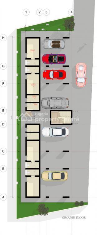 Off Plan, Serviced 3 Bedrooms Flat in a Block of 9 Flats, Pako, Gra, Ogudu, Lagos, Flat / Apartment for Sale
