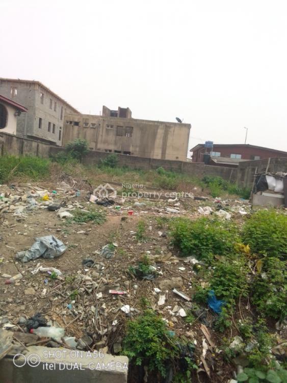 Standard Full Plot of Land in a Serene Estate, Akowonjo Round About Estate, Akowonjo, Alimosho, Lagos, Residential Land for Sale