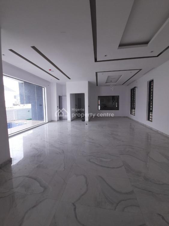 Super Luxury 5 Bedroom Detached Duplex with Swimming Pool & a Bq, Lekki County, Lekki, Lagos, Detached Duplex for Sale