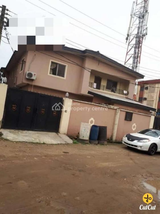 Block of 4 Flats, Aguda, Surulere, Lagos, Block of Flats for Sale