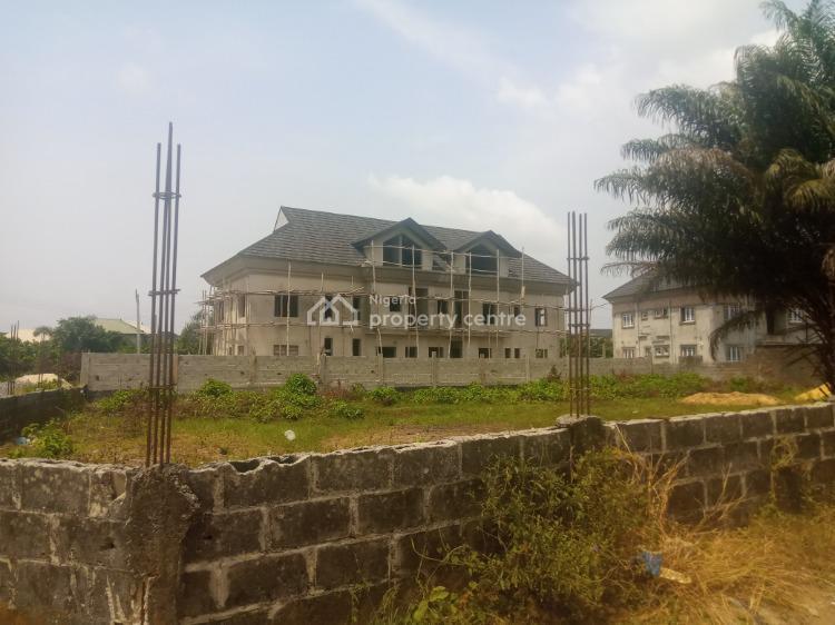 Full Plot of Corner Piece Land, Goodnews Estate By Blenco Super Market, Ajah, Lagos, Residential Land for Sale