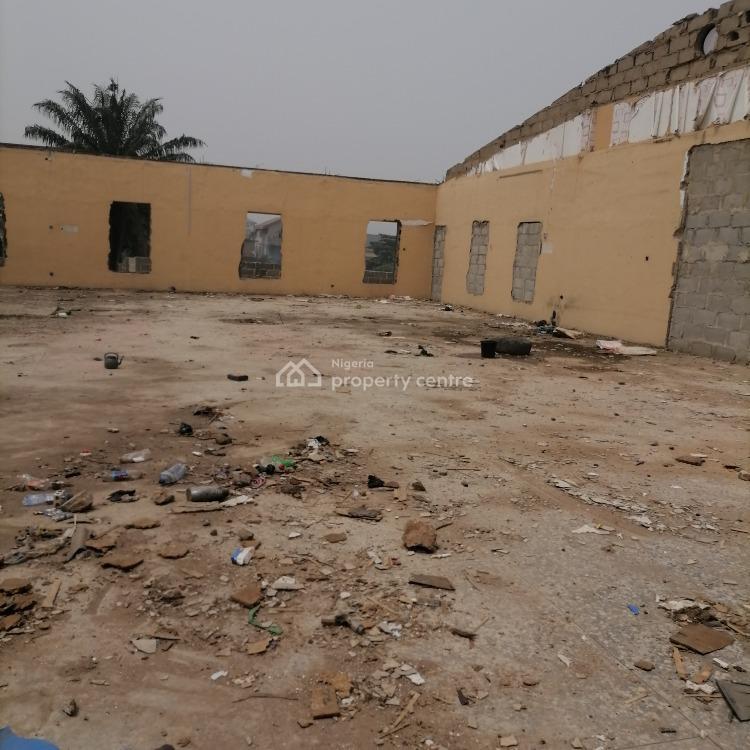 Massive Warehouse, Off Aina Grammar School Ikeja, Ojodu, Lagos, Warehouse for Rent