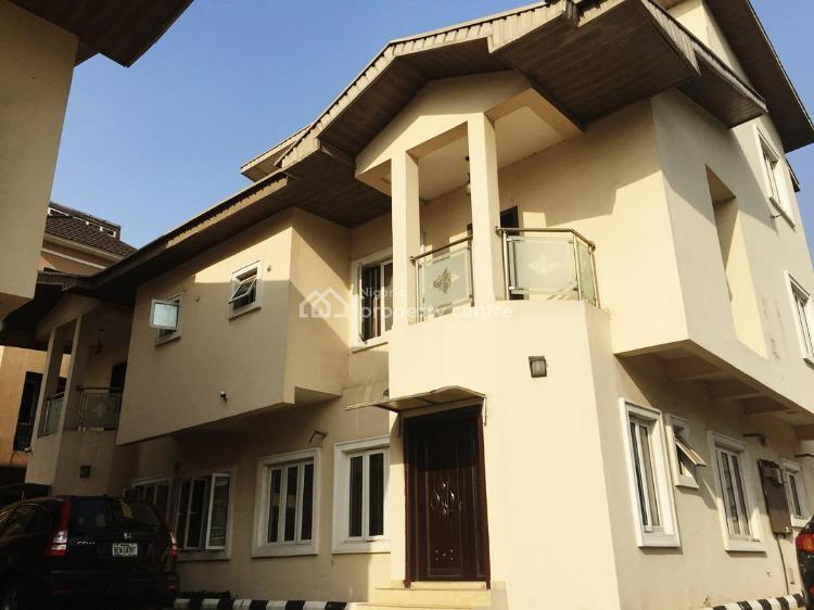 Amazing and Spacious Semi Detached House, Ikate Elegushi, Lekki, Lagos, Semi-detached Duplex for Sale